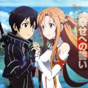 Kirito and Asuna got Married!
